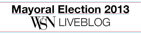 [LIVE BLOG] New York City Mayoral Election 2013