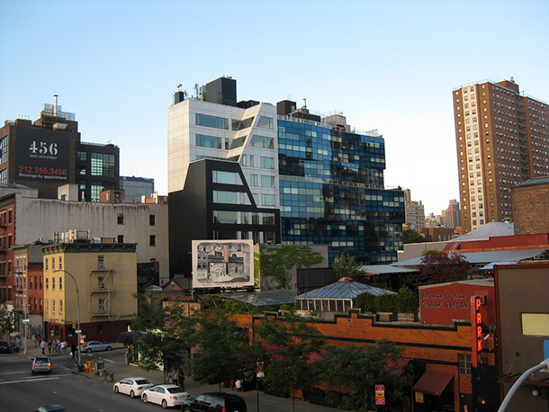 New Urban Space Market Causes Stir in Meatpacking District