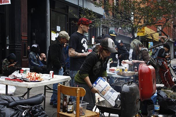 GALLERY: Alphabet City Recovers from Sandy