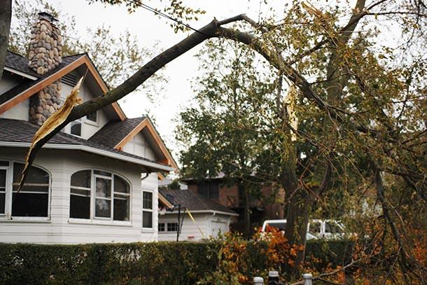 GALLERY: Hurricane Damage Outside New York City