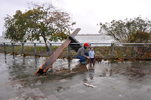 GALLERY: The LES In the Wake of Sandy