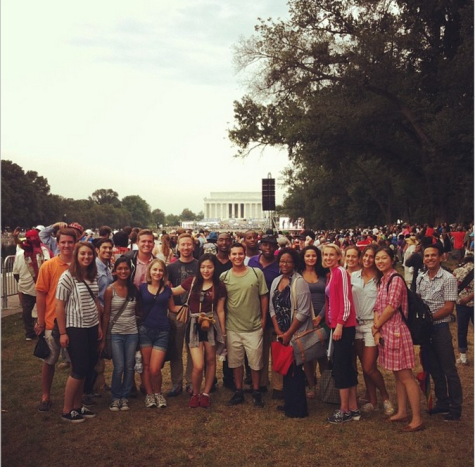 Perspectives from NYU: March on Washington