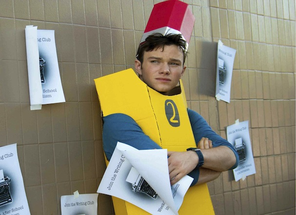Chris Colfer's screenwriting debut fails to electrify audiences
