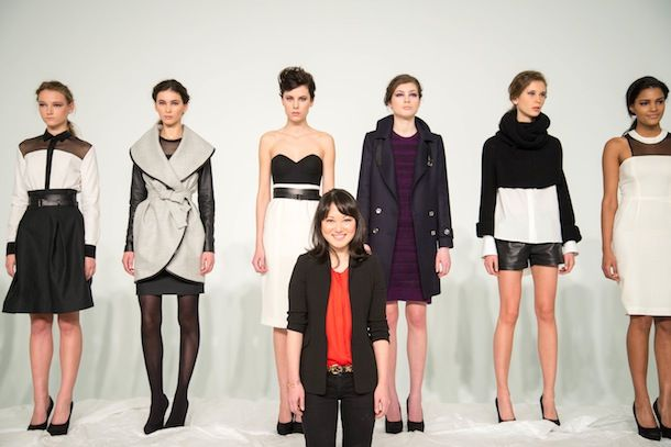 Susan Woo Fall/Winter 2013