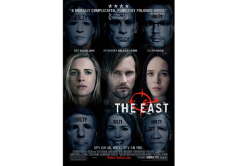 """""""The East"""" succeeds as a down-to-earth thriller"""
