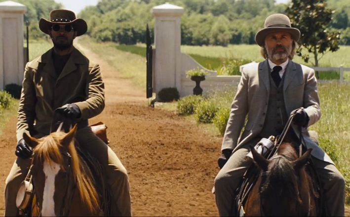 Tarantino delivers another masterpiece with 'Django Unchained'
