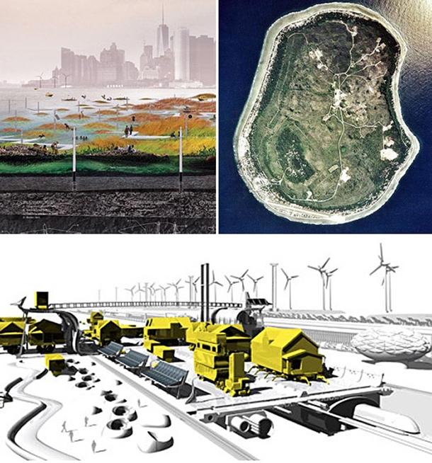 GLOBAL Design NYU presents environmental architecture