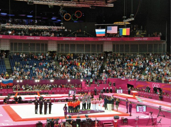 London 2012: Through the eyes of an American college student